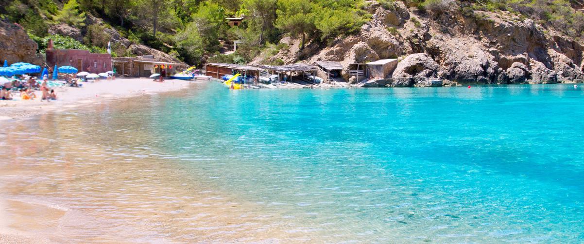 Guía Ibiza, Benirrás