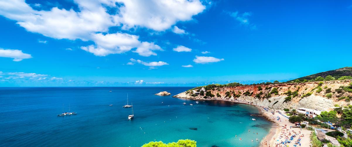 Guía Ibiza, Cala D'hort