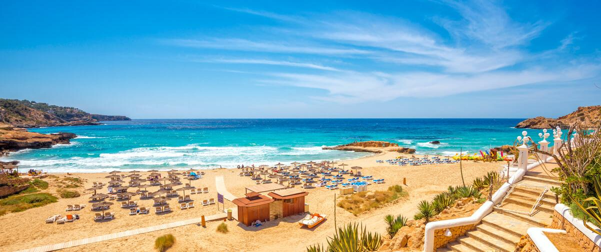 Guía Ibiza, Cala Tarida