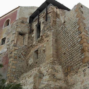 Guía Ibiza, Castillo de Almudaina