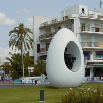 Guía Ibiza, Huevo de Colón