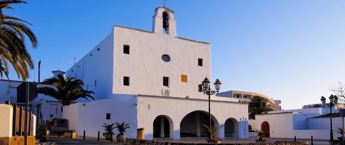 Guía Ibiza, Iglesia de Sant Josep