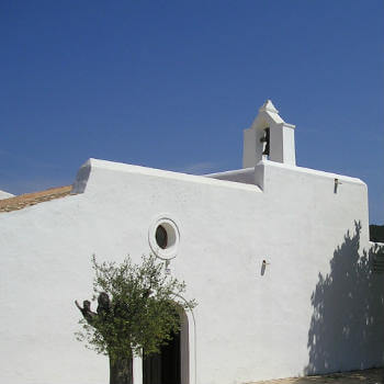 Guía Ibiza, Iglesia Santa Agnes
