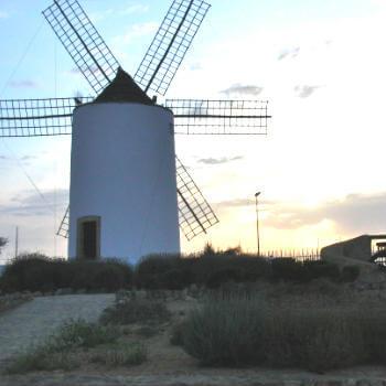 Guía Ibiza, Sa Punta des Moli