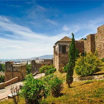 Guía Málaga, Alcazaba