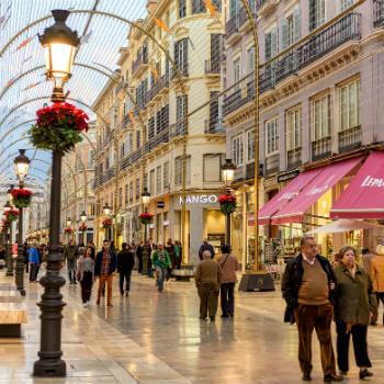 Guía Málaga, Calle Larios