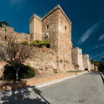 Guía Málaga, Castillo de Gibralfaro