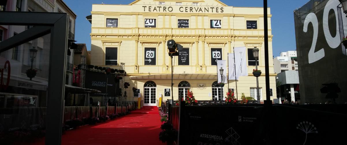 Guía Málaga, Festival de Cine de Málaga