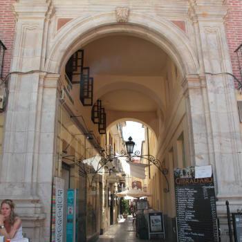 Guía Málaga, Pasaje de Chinitas