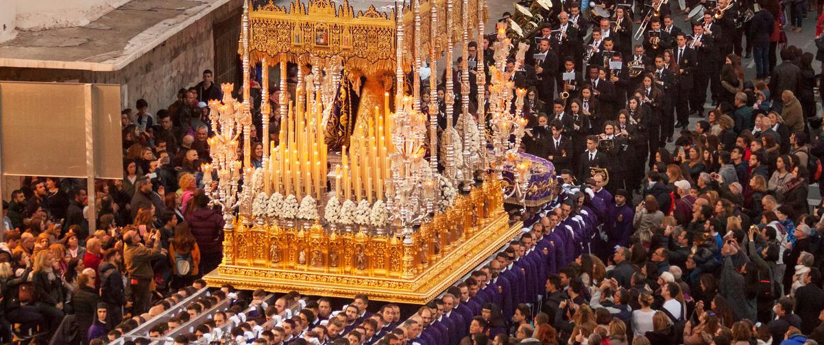 Guía Málaga, Semana Santa