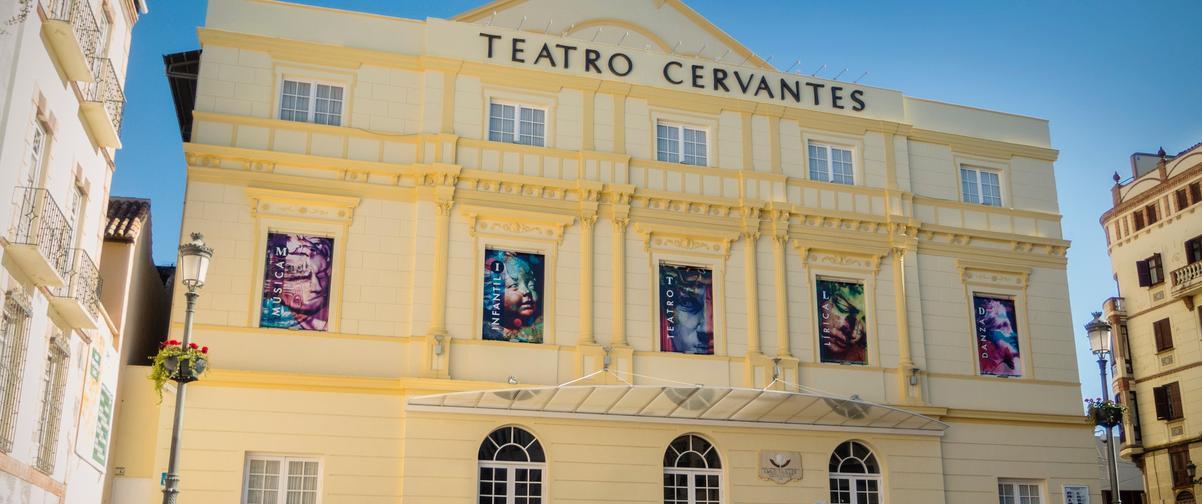 Guía Málaga, Teatro Cervantes