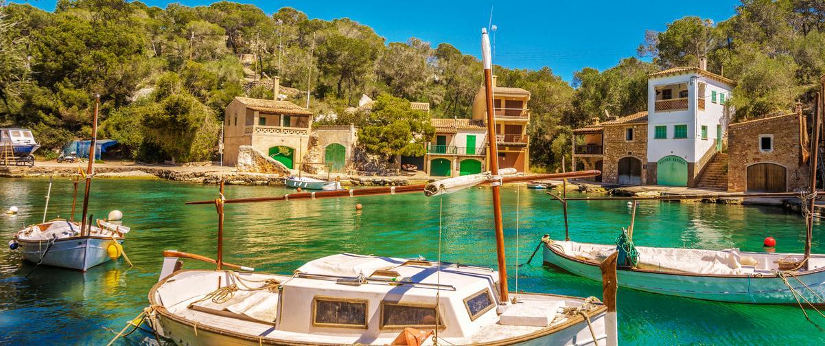 Guía Mallorca, Cala Figuera