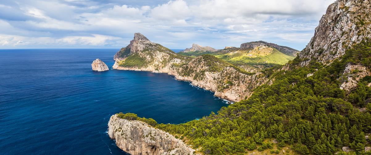 Guía Mallorca, Cap de Formentor