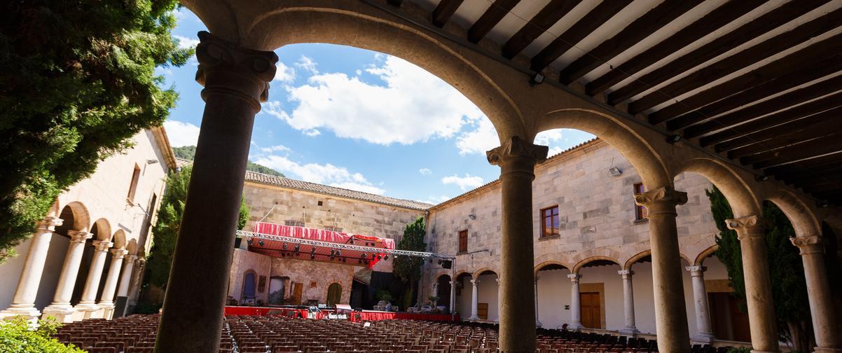 Guía Mallorca, Concierto