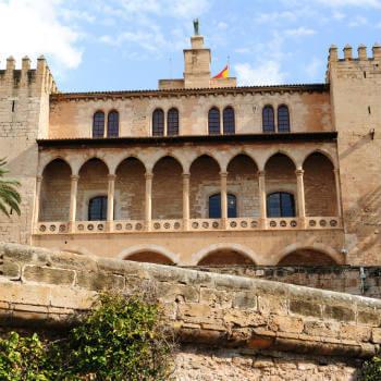 Guía Mallorca, Palacio Real de la Almudaina