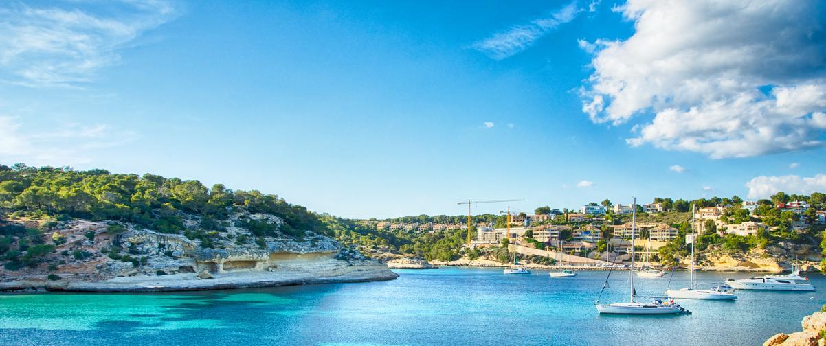 Guía Mallorca, Palma Nova