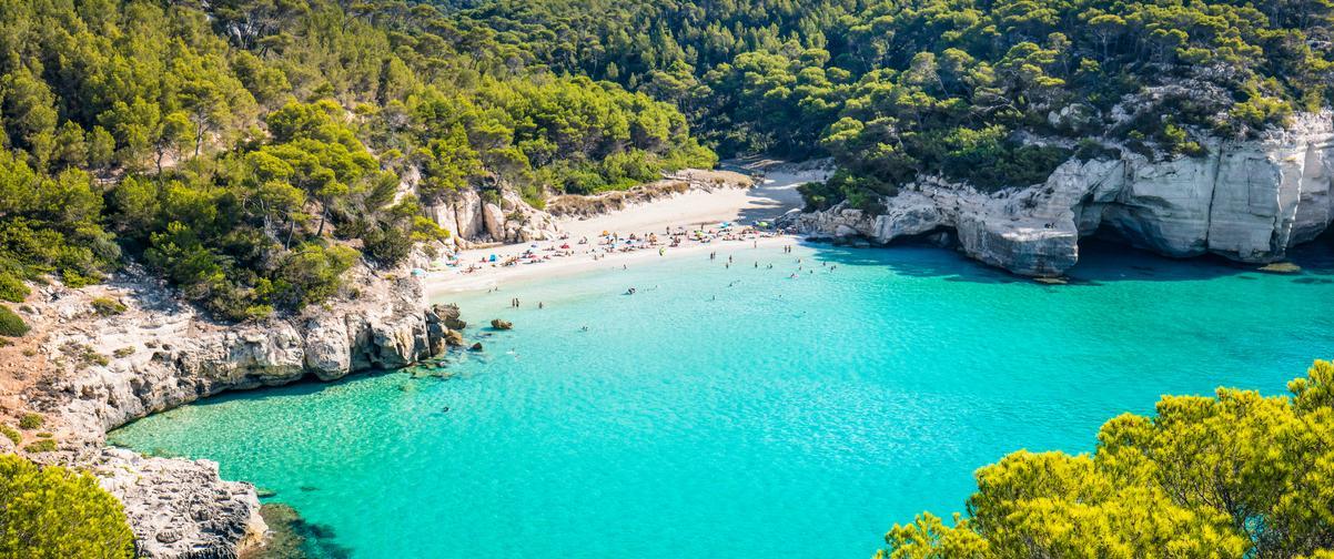 Guía Mallorca, Plata Menorca