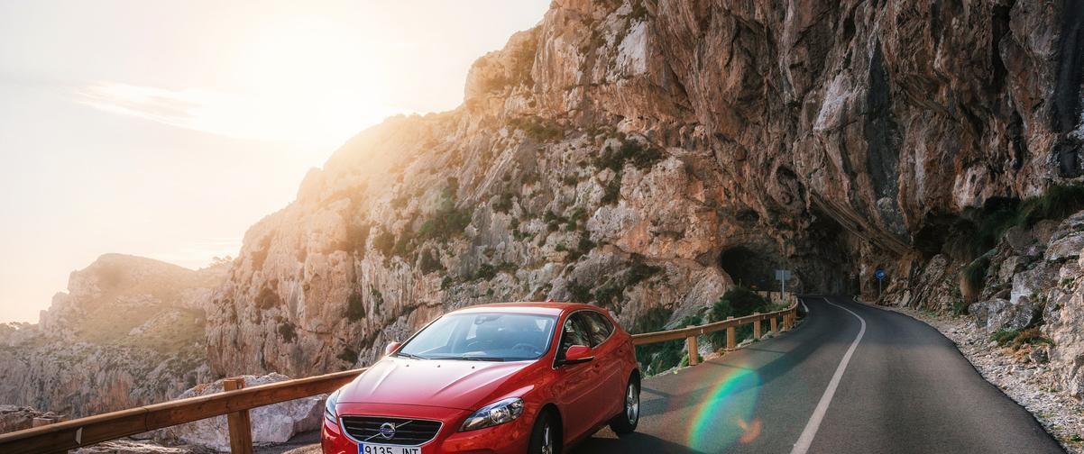 Guía Mallorca, Transporte con automóvil