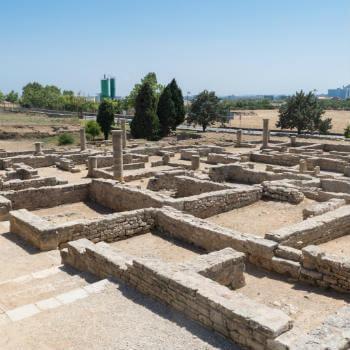 Guía Mallorca, Yacimiento arqueológico de Pollentia