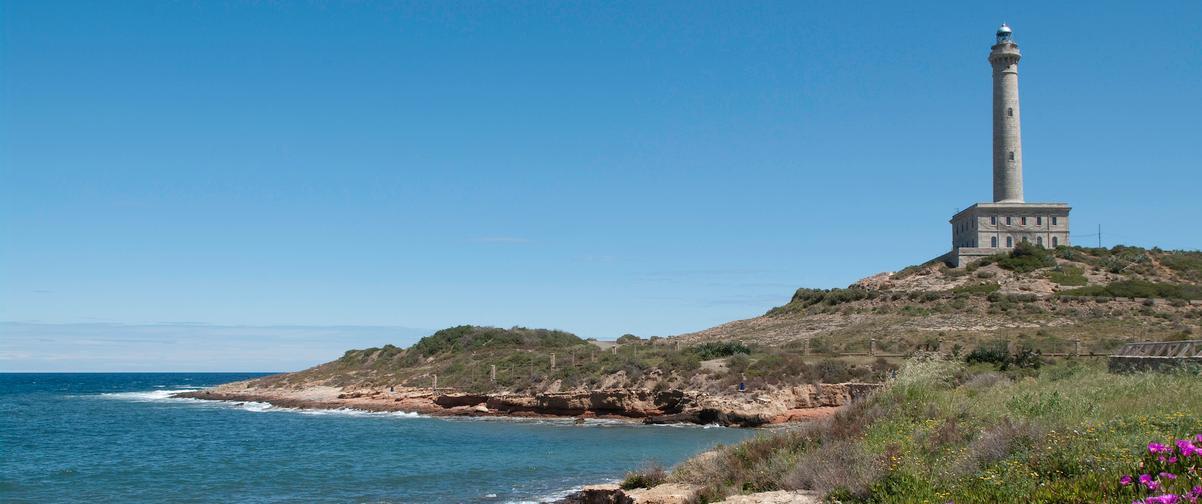Guía Murcia, Faro
