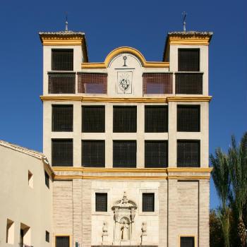 Guía Murcia, Monasterio de Santa Clara