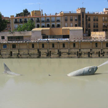 Guía Murcia, Monumento a la sardina