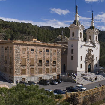 Guía Murcia, Santuario de la Fuensanta