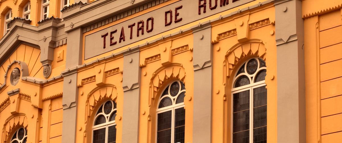 Guía Murcia, Teatro Romea