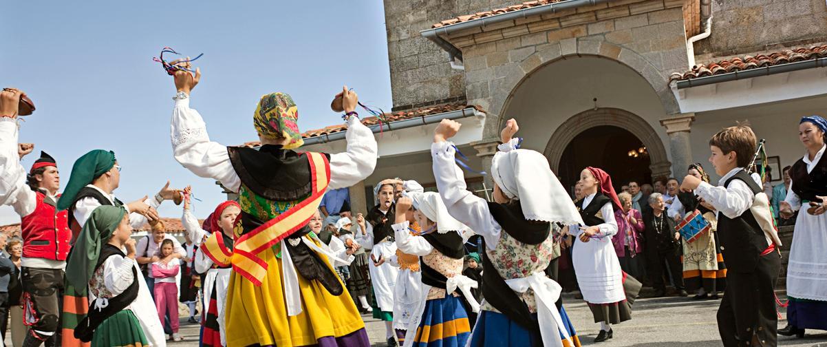 Guía Oviedo, Baile tradicional