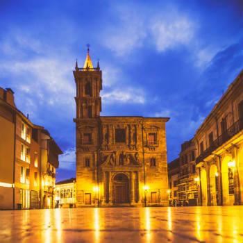 Guía Oviedo, Catedral San Salvador