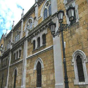 Guía Oviedo, Las Salesas