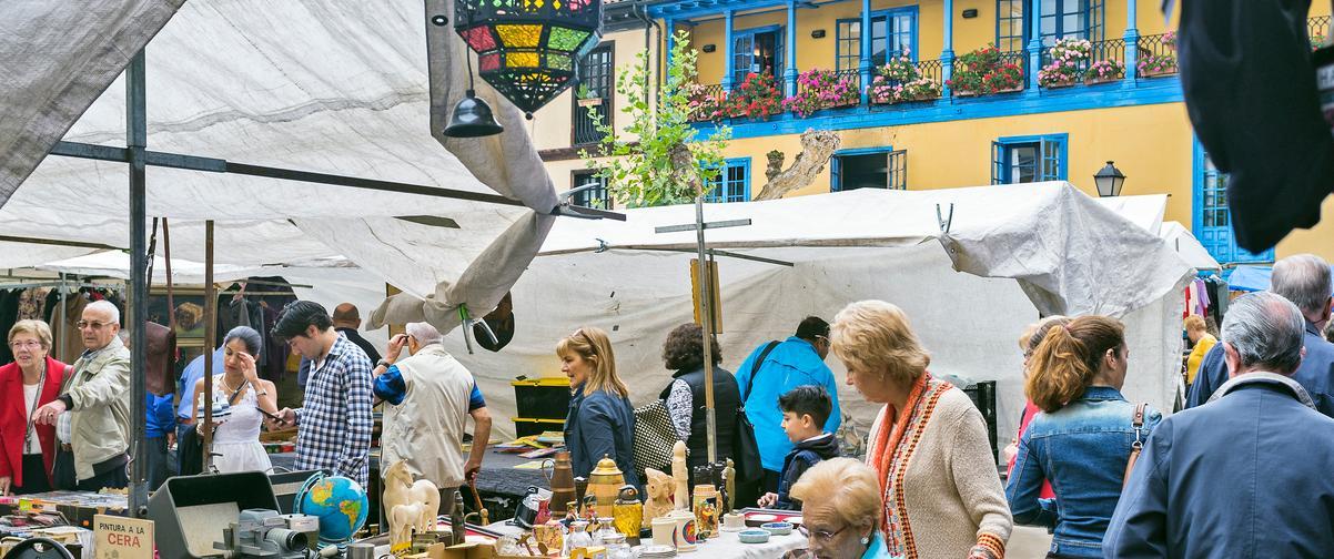 Guía Oviedo, Mercado Fontán