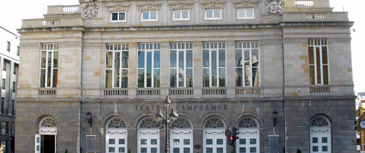 Guía Oviedo, Teatro Campoamor