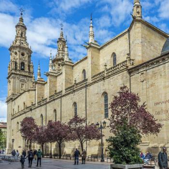 Guía La Rioja, Concatedral Santa María La Redonda