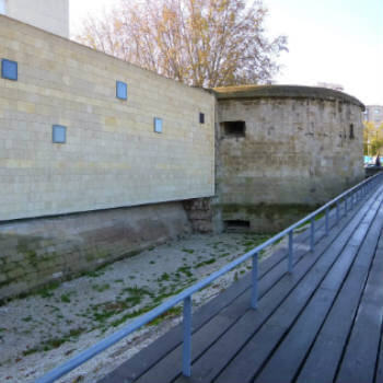 Guía La Rioja, Cubo del Revellín