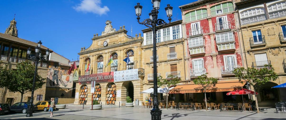 Guía La Rioja, Haro