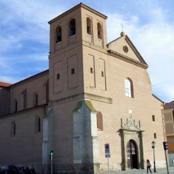 Guía La Rioja, Iglesia de Santiago El Real