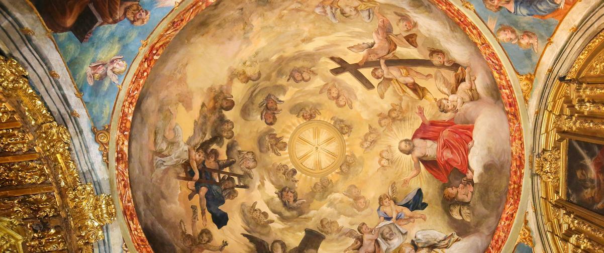 Guía La Rioja, Iglesia Santo Tomás