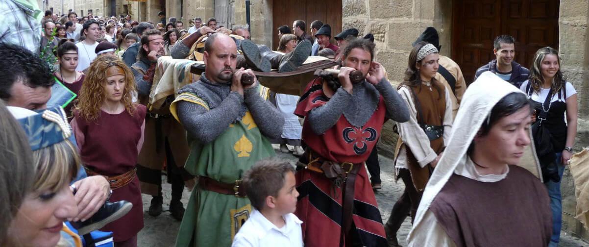 Guía La Rioja, Jornadas Medievales