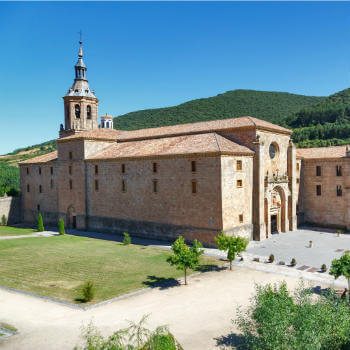 Guía La Rioja, Monasterio San Millán de la Cogolla