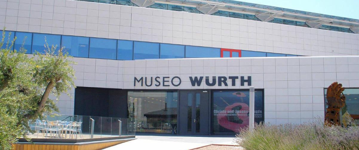 Guía La Rioja, Museo Wurth