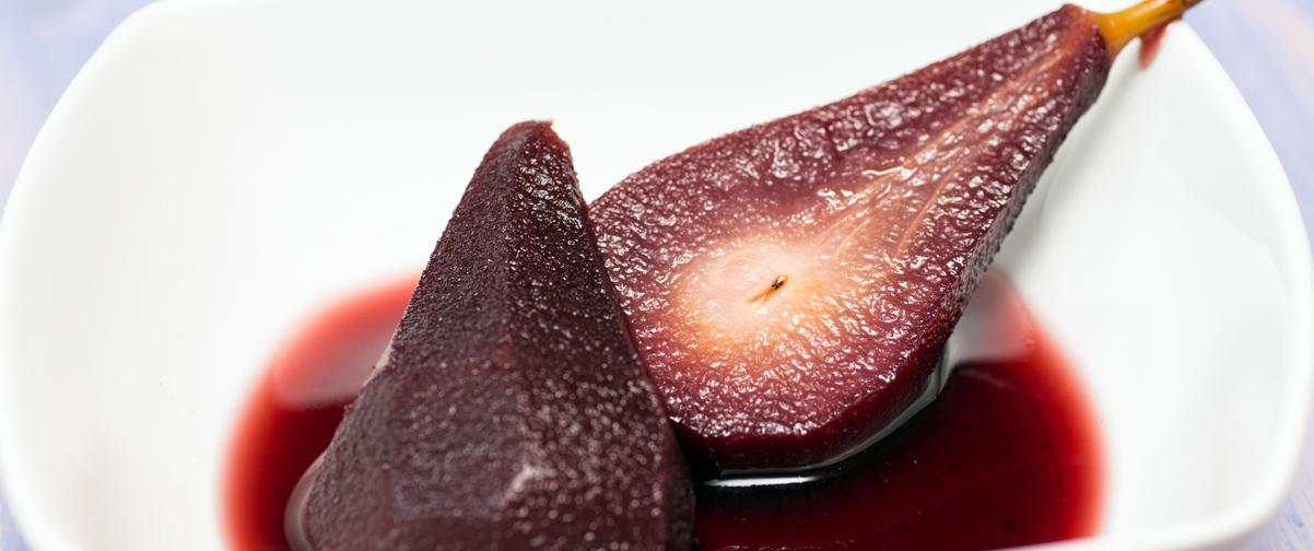 Guía La Rioja, Peras al vino
