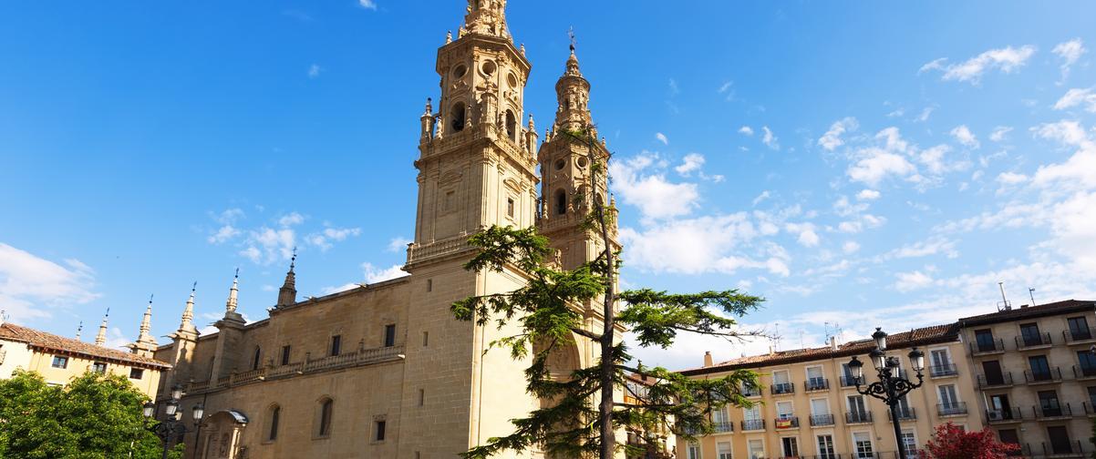 Guía La Rioja, Santa María La Redonda