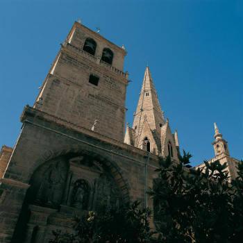 Guía La Rioja, Santa María de Palacio