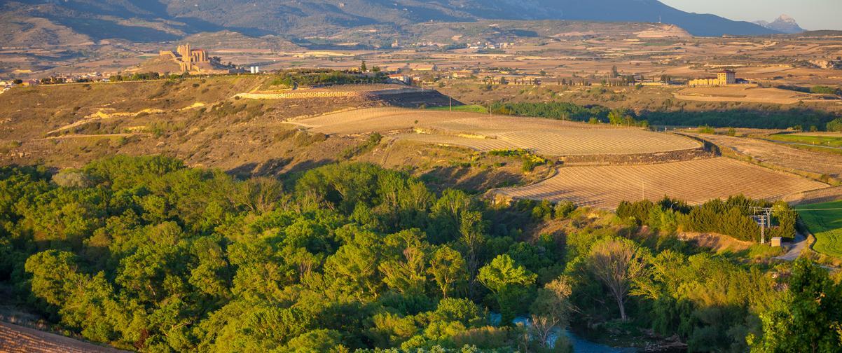Guía La Rioja, Valle del Ebro