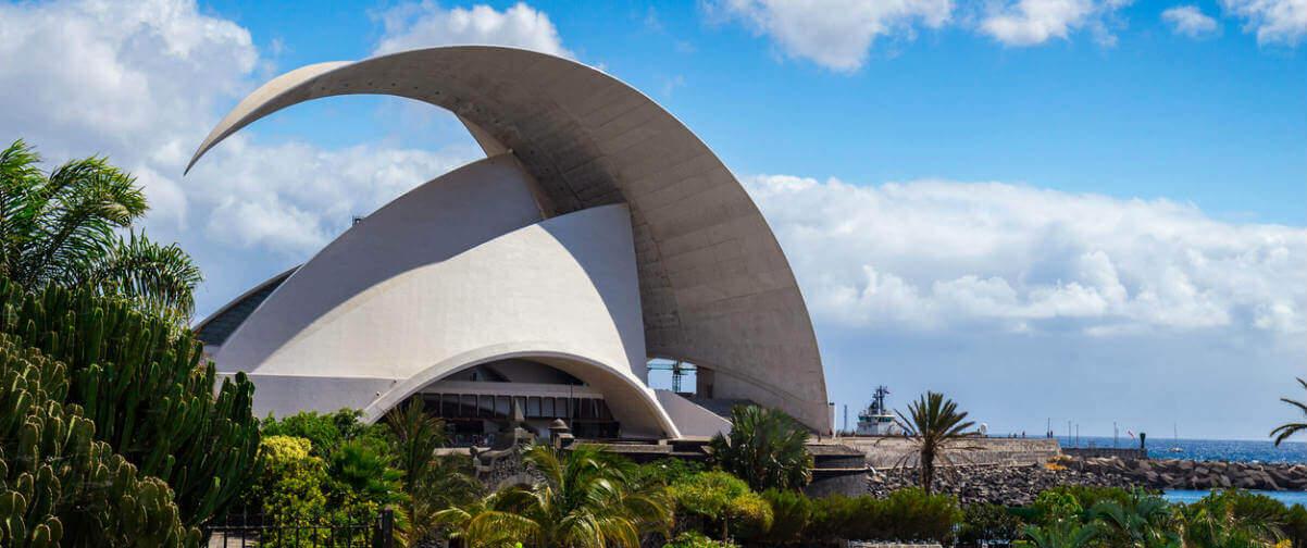Guía Tenerife, Auditorio Nacional