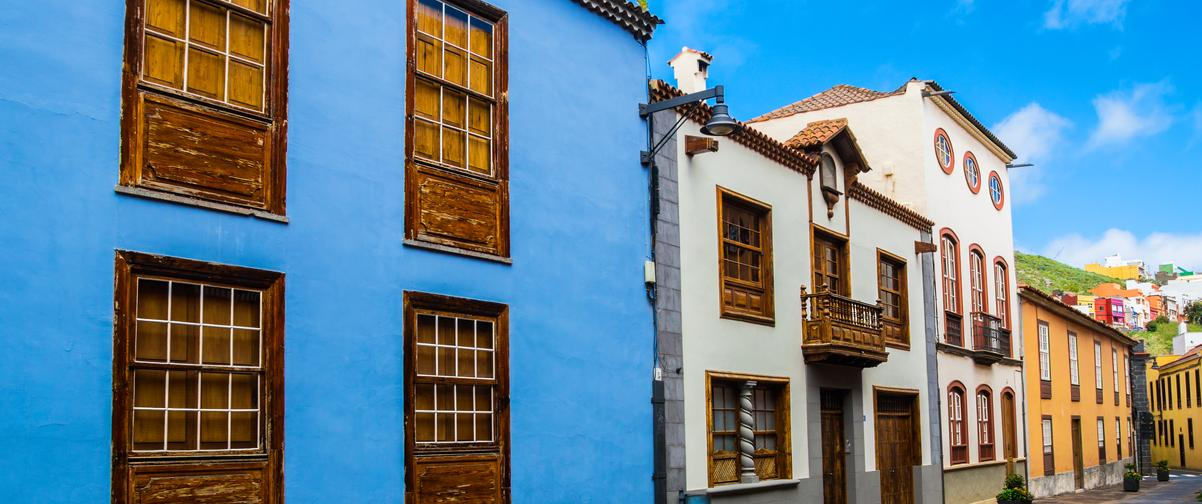 Guía Tenerife, Calle La Laguna