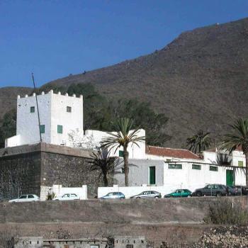 Guía Tenerife, Casa fuerte