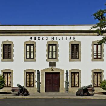 Guía Tenerife, Cuartel de Almeida