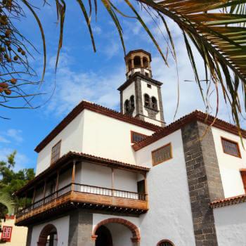 Guía Tenerife, Iglesia de la Concepción